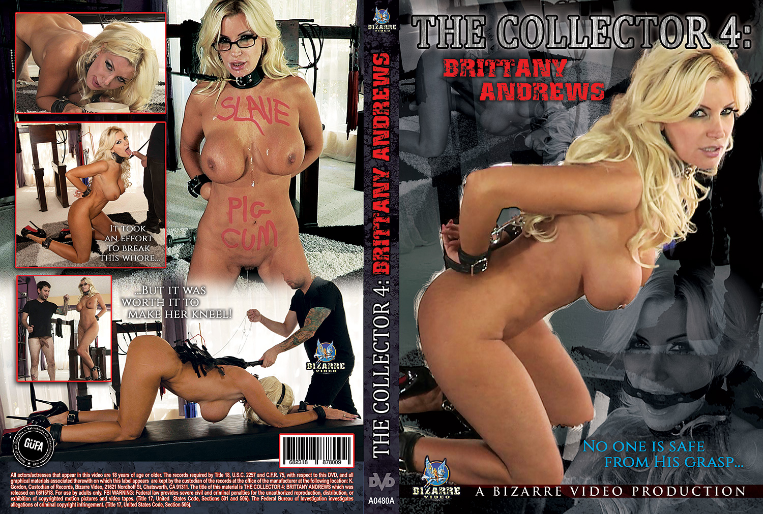 The Collector 4: Brittany Andrews