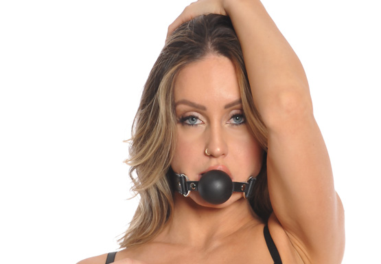 Black Ball Gag